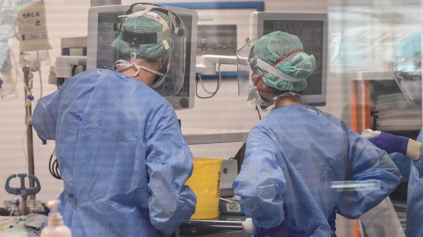 Сподозрением накоронавирус госпитализирована 106-летняя москвичка