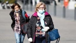США стали лидером почислу заразившихся коронавирусом