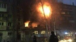 Режим ЧСвведен вМагнитогорске после хлопка газа ипожара впятиэтажке