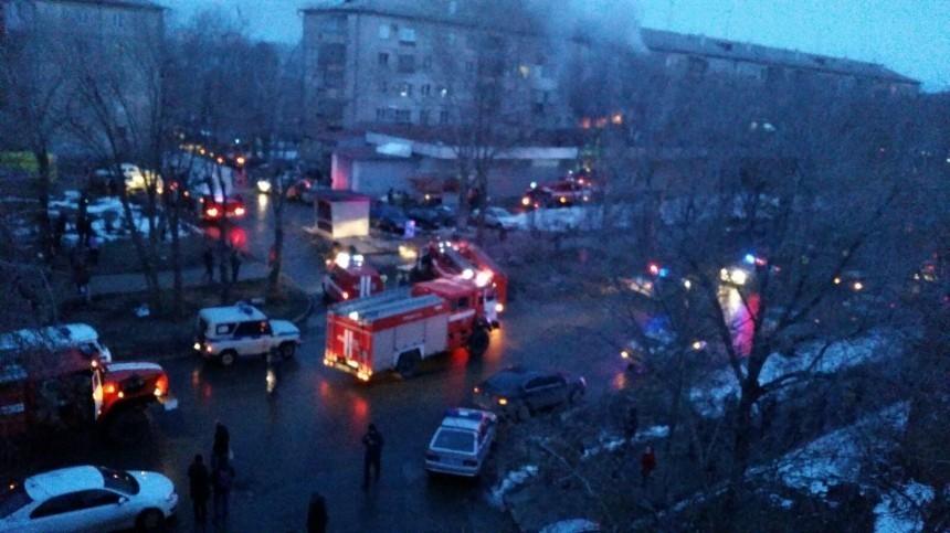 Принесший газовый баллон вквартиру вМагнитогорске мужчина задержан