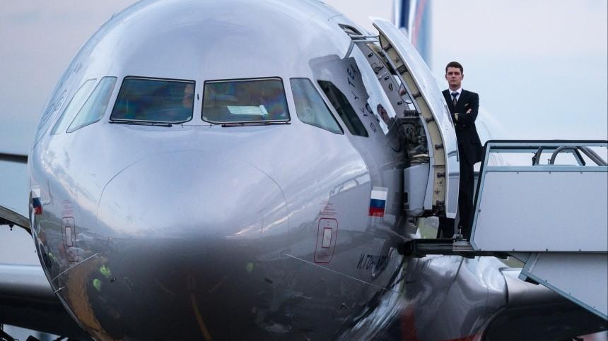 Пассажира внаркотическом опьянении сняли срейса Москва-Омск