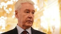 Собянин запретил взыскание долгов поЖКХ изауслуги связи ссамоизолированных