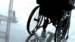 Видео: Крымчанку винвалидном кресле забыли ваэропорту «Пулково»