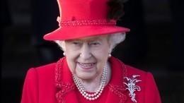Парад вчесть дня рождения королевы Елизаветы II отменили из-за коронавируса