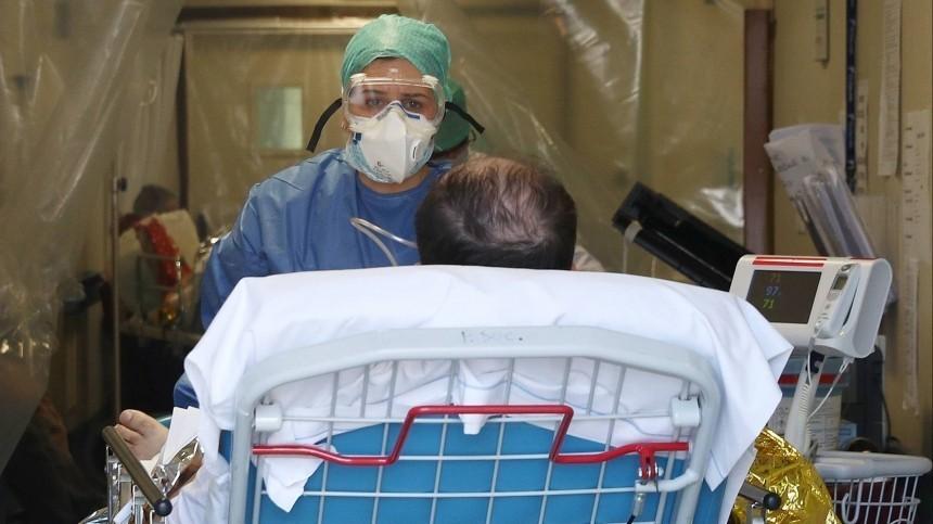 ВОренбурге умер мужчина сдиагнозом коронавирус