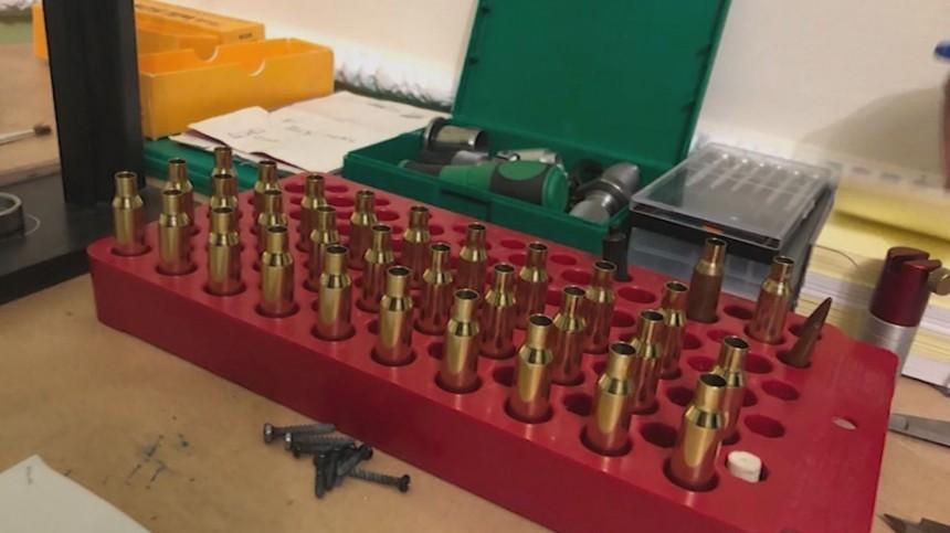 ФСБ разоблачила группу подпольных оружейников изКЧР иСтаврополья
