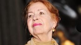 Инну Макарову похоронили вМоскве наТроекуровском кладбище