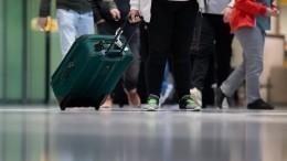 Выселенных изСочи туристов вернут домой наспецчартерах