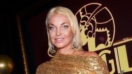Анастасия Волочкова похвасталась, что накарантине проводит время смужчиной