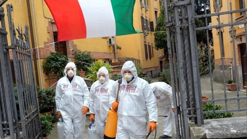 Жители Италии рассказали оботчаянной ситуации встране из-за коронавируса