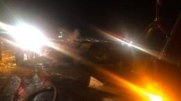 Пассажирский самолет разбился при взлете наФилиппинах