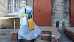 ВМоскве пациентка сCOVID-19 сбежала изКоммунарки ипришла ксоседям