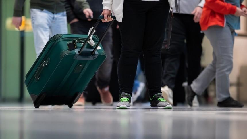 Полторы сотни россиян немогут вернуться народину изАргентины