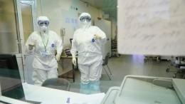 Два врача госпитализированы вПетербурге после контакта сбезответственным пациентом