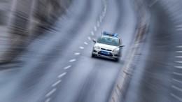 Неизвестные похитили пассажира иномарки средь бела дня вПетербурге