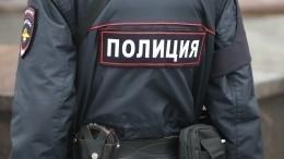 ВМоскве мужчина избил иукусил полицейского