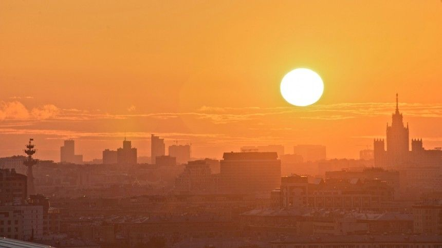 Синоптики рассказали, когда установится погода, «убивающая» коронавирус