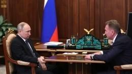 Шувалов заверил Путина вдостаточной ликвидности госкорпорации ВЭБ