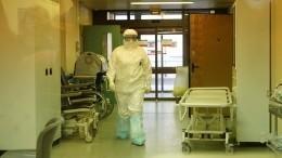 Медперсонал больницы вКоммунарке могут отправить насамоизоляцию