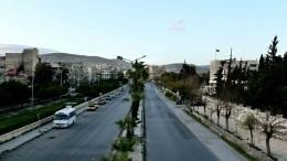 Как вСирии готовят страну кполному закрытию границ из-за COVID-19