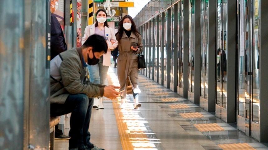 Китай начал публиковать данные обессимптомных носителях коронавируса