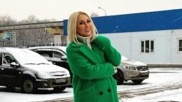 Кудрявцева сделала тест накоронавирус после контакта сЛещенко