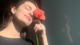 Жена Козловского Ольга Зуева выложила трогательное фото слюбимым питомцем