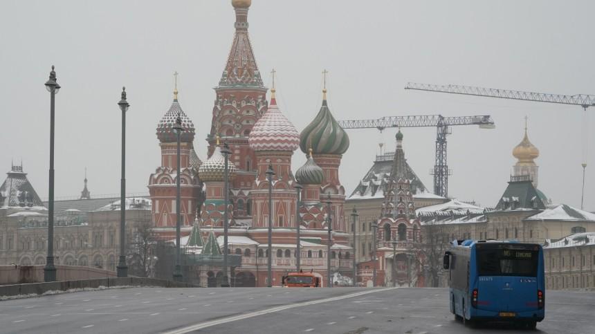 Кремль необсуждает возможность введения режима ЧСиз-за коронавируса