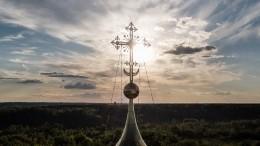 Старинная икона Богоматери замироточила вТульской области