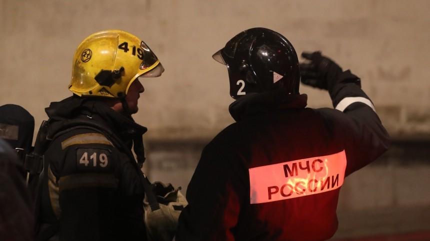 Пожар произошел вхирургическом отделении больницы вЦАО Москвы