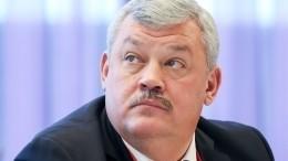 Глава Коми Сергей Гапликов ушел вотставку