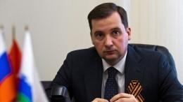 Путин назначил врио губернатора Архангельской области Александра Цыбульского