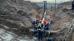 «МОСГАЗ» подвел газопровод кстроящейся вНовой Москве инфекционной больнице