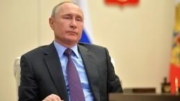 Рейтинги Путина выросли после его второго обращения из-за COVID-19 кроссиянам