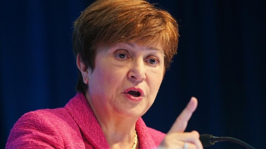 Глава МВФ бьет внабат: ситуация вэкономике из-за COVID-19 хуже кризиса 2008 года