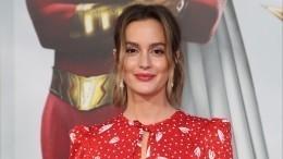 Звезда сериала «Сплетница» станет мамой второй раз