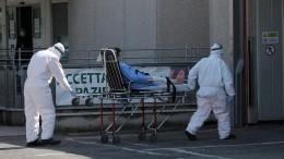 «Это безумие!»— российский врач назвал главные ошибки Италии вборьбе сCOVID-19