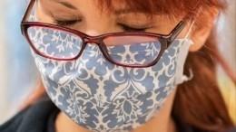 Врач рассказал, как правильно носить медицинскую маску