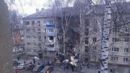 Названа предварительная причина взрыва вОрехово-Зуево