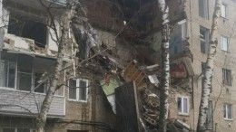 Врезультате взрыва вжилом доме вОрехово-Зуево есть жертвы— видео сместа
