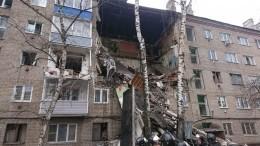 «Резкий хлопок, яупала»: пострадавшая оЧПвпятиэтажке вОрехово-Зуево