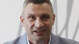 «Двое неполноценных»: Виталий Кличко обольных коронавирусом юных украинцах