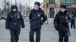 Административный протокол составлен намужчину ссобакой, задержанного вМоскве