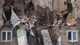 Аварийно-спасательные работы наместе взрыва газа вжилом доме вОрехово-Зуево завершены