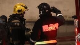 Трое детей погибли при пожаре вдоме под Екатеринбургом