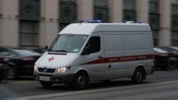 Восемь человек пострадали вДТП микроавтобуса игрузовика вЯкутии