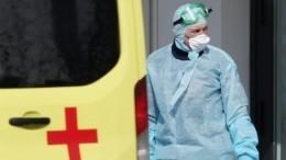 ВРоссии зафиксировано 658 новых случаев коронавируса