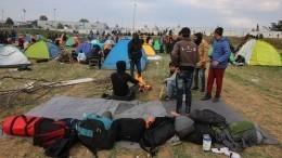Вот это помощь! Структуры ООН предлагают открыть миграционные лагеря из-за COVID-19