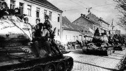 Ровно 75 лет назад советские войска начали штурм столицы Австрии