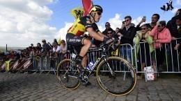 Отмененная из-за коронавируса велогонка «Тур Фландрии» проходит ввиртуальном формате